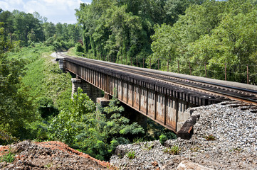 Train Bridge In Tennessee Revised