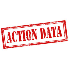 Action Data-stamp