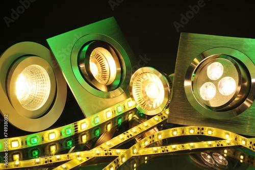 verschiedene LEDs - 74938092