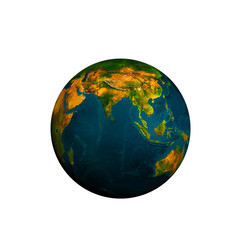 Planet Earth-Asia
