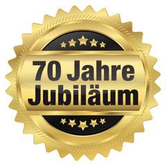 70 Jahre Jubiläum