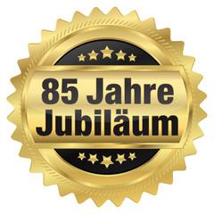 85 Jahre Jubiläum