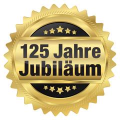 125 Jahre Jubiläum