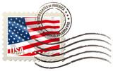 usa postage stamp - 74944402