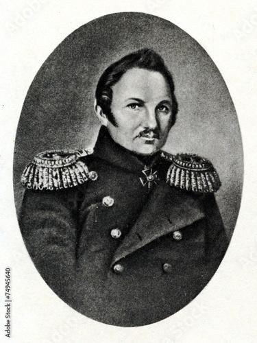 Leinwandbild Motiv Fabian Gottlieb von Bellingshausen, russian explorer