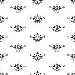 Seamless pattern - vector