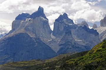 Torres del Paine Berge, Chile