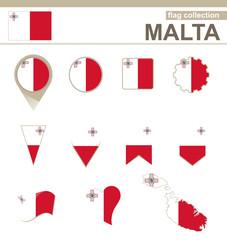 Malta Flag Collection
