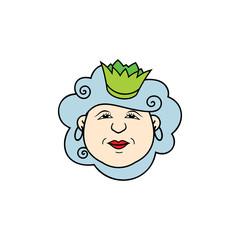 Drug princess sign