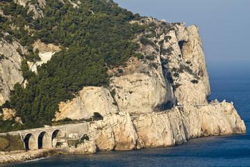 Varigotti, Capo Noli - Malpasso
