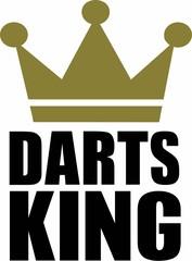 Darts King Crown