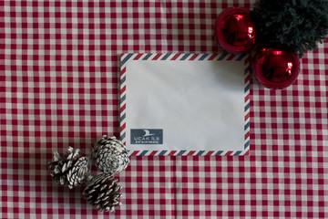 Posta Zarfı ve Noel