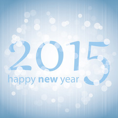New Year Card 2015 Background