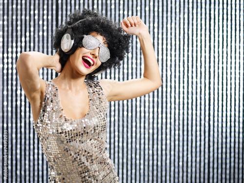 Disco girl - 74952233