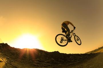 gündoğumu bisikletli enerjisi