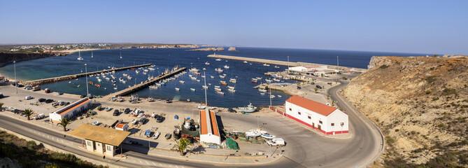 Sagres port