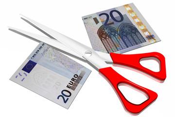 20 Euro Forbici