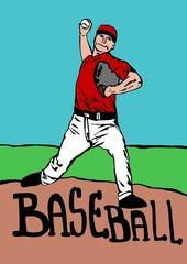 Baseball thrower