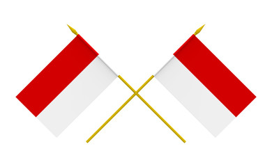 Flags, Indonesia