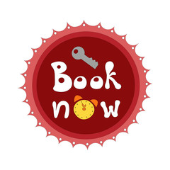 Badge Book now