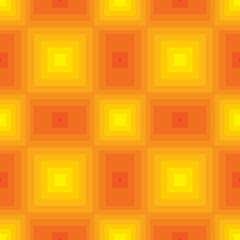 yellow square geometry