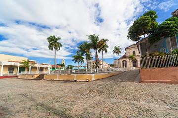 a central area of Trinidad