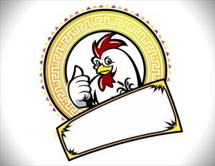 Logotipo Polleria