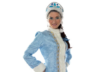 Image of snow maiden