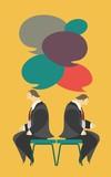 Interlocutors business poster