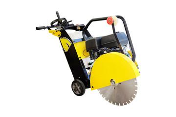 image of road repair machine