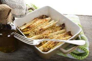 insalata belga gratinata