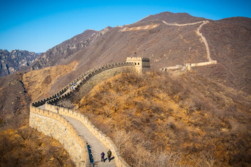 Great Wall high angle