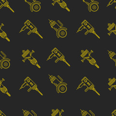 Background for construction tools