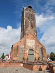 Wismar -  Marienkirche