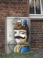 Alter Schwede - Altstadt in Wismar