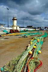 le croisic -port de pêche