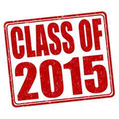 Class of 2015 stamp