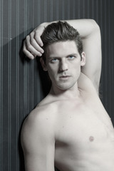 Fit Male Sensuality