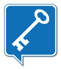 Logo clé.