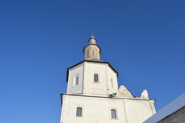 Купол храма в небесах