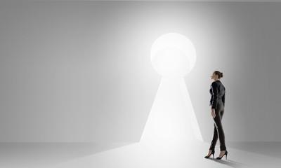 Door to new opportunities