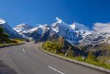 High Alpine road in Austria - 74982205