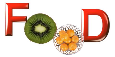 Food frutta