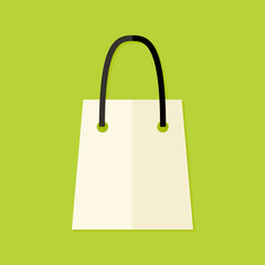 Shopping Pack Flat Icon
