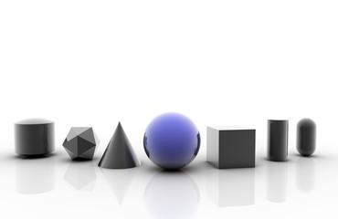 Diverse Product Range Concept