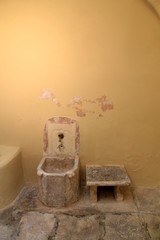 Old Turkish baths on Greek Island of Kos