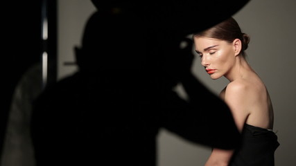 Fashion shooting studio