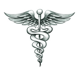 Vector Medical Sign