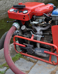 fire pumps for water