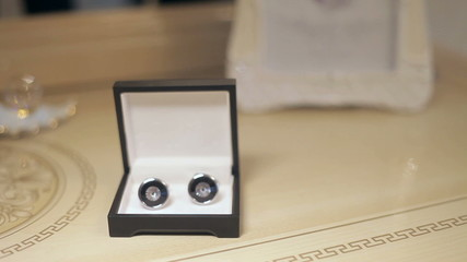Accessoires For Groom, Cufflinks for men's shirts